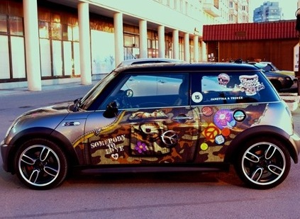 Mini Cooper S WSP Italy LIM. EDITION (Black Polished)