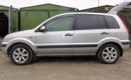 Ford Fusion WSP Italy AIDA (Silver)