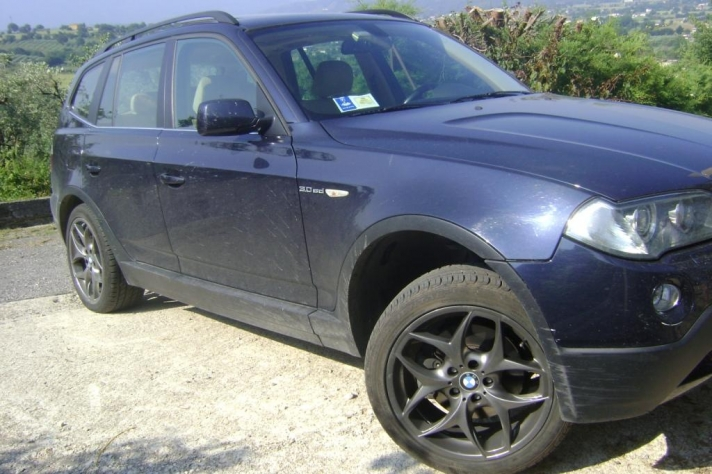 BMW X5 (E70) WSP Italy Hollywood (Dark silver)