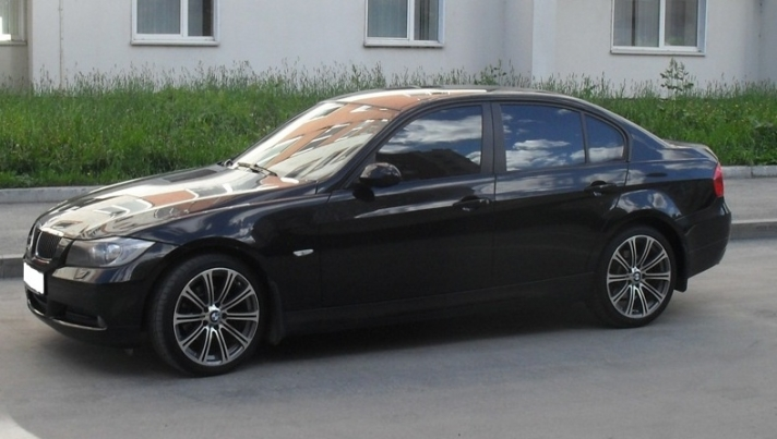BMW 3-series (E90) WSP Italy M3 Luxor (Anthracite Polished)