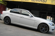 BMW 3-series (E90) WSP Italy VENUS X1 (Anthracite Polished)