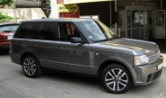 Land Rover Freelander 2 WSP Italy ARES (Anthracite Polished)