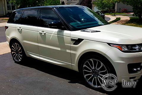 Land Rover Range Rover WSP Italy IKEBANA (Anthracite Polished)