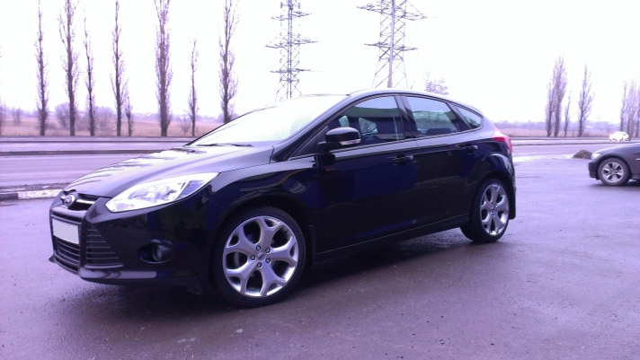 Ford Focus WSP Italy MAX - MEXICO (Hyper Silver)