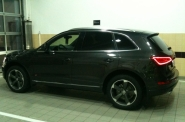 Audi Q5 WSP Italy GIASONE (Matt GM polished)