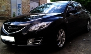 Mazda 6 WSP Italy ECLIPSE (Silver)