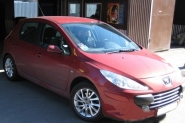 Peugeot 307 WSP Italy VERSAILLES (Hyper silver)