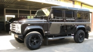 Land Rover Defender WSP Italy MALI (Dull Black)