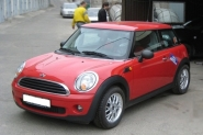Mini One WSP Italy MINI WORKS (Silver Polished Lip)