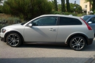 Volvo C30 WSP Italy C30 NIGHT (Anthracite Polished)