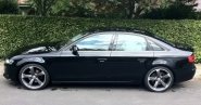 Audi A4 WSP Italy GIASONE (Matt GM polished)