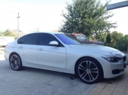 BMW 3-series (F30) WSP Italy ACHILLE (Anthracite Polished)