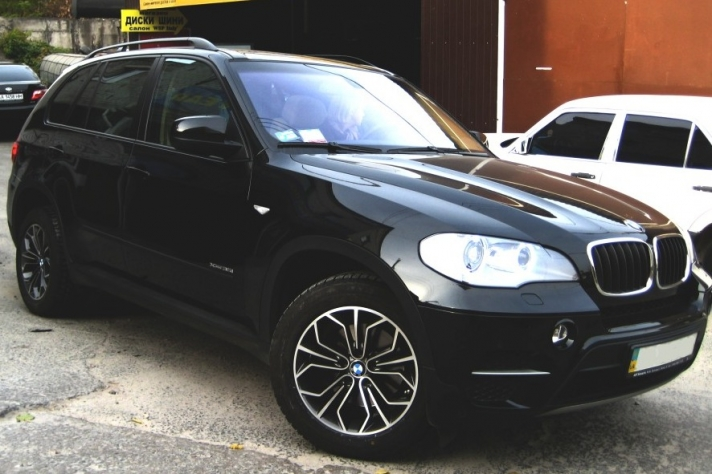 BMW X5 M WSP Italy VENUS X1 (Anthracite Polished)