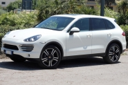 Porsche Cayenne WSP Italy SATURN (Dull black polished)