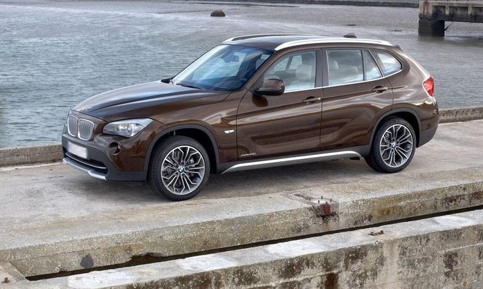 BMW X1 (E84) WSP Italy VENUS X1 (Anthracite polished)