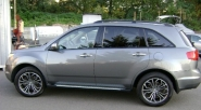 Acura MDX WSP Italy VENUS X1 (Anthracite Polished)