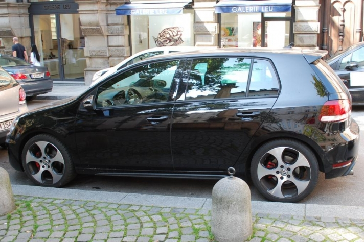 Volkswagen Golf IV WSP Italy CIPRUS (Anthracite polished)