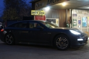 Porsche Panamera WSP Italy SATURN (Anthracite Polished)