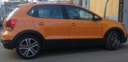 Volkswagen CrossPolo WSP Italy CROSS POLO (Anthracite Polished)