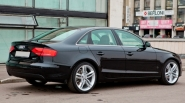 Audi A4 WSP Italy AMALFI (Silver)