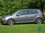 Volkswagen Golf IV WSP Italy HAMAMET (Anthracite Polished)