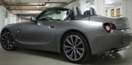 BMW Z4 (E85) WSP Italy Ricigliano (Dark polished)
