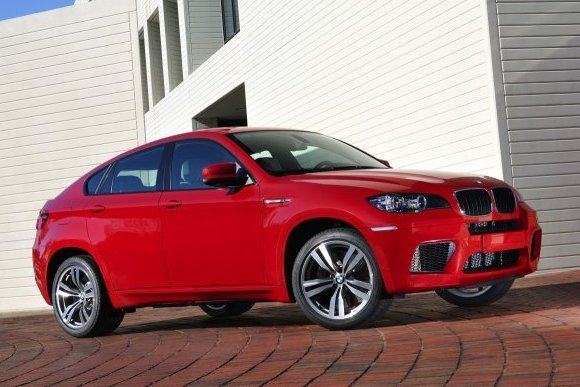 BMW X6 M WSP Italy PANDORA X6 (Anthracite polished)