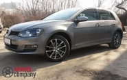 Volkswagen Golf VI WSP Italy EOS Riace (Anthracite polished)