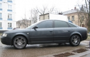 Audi A6 WSP Italy S8 COSMA TWO (Hyper anthracite)