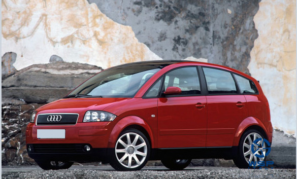 Audi A2 WSP Italy RS4 PAESTUM (Silver)