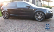 Audi A3 WSP Italy S8 COSMA TWO (Polished)
