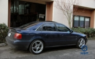 Audi A4 WSP Italy PAUL (Polished)
