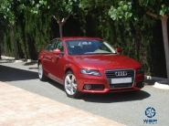 Audi A5 WSP Italy S5 Potenza (Silver)