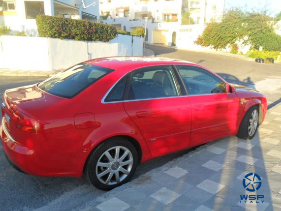 Audi A6 WSP Italy RS4 PAESTUM (Silver)