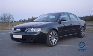 Audi A6 WSP Italy A8 RAMSES (Polished)