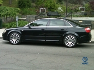 Audi A6 WSP Italy A8 RAMSES (Silver)