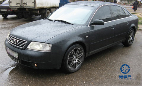 Audi A6 WSP Italy S8 COSMA TWO (Polished)
