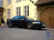 Audi A6 WSP Italy S8 COSMA TWO (Anthracite)
