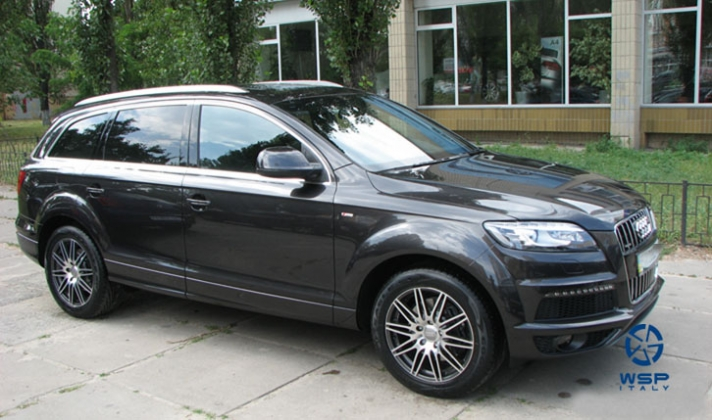 Audi Q7 WSP Italy Q7 ALABAMA (Polished)