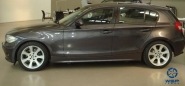 BMW 1-series (E87) WSP Italy Ginevra (Silver)
