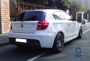 BMW 1-series (E87) WSP Italy M3 Luxor (Polished)
