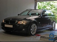 BMW 3-series (E46) WSP Italy Ginevra (Silver)
