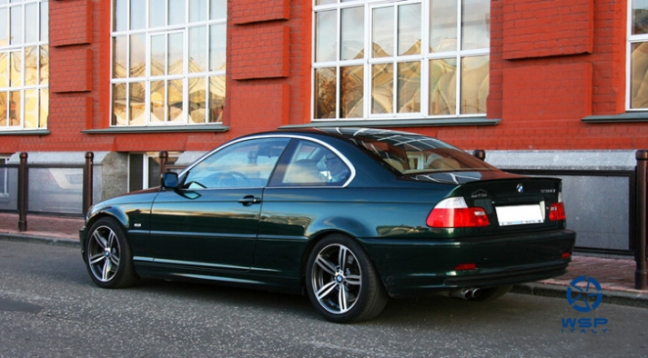 BMW 3-series (E46) WSP Italy Agropoli (Polished)
