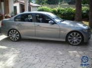 BMW 3-series (E46) WSP Italy M3 Luxor (Polished)