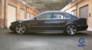 BMW 5-series (E39) WSP Italy Agropoli (Polished)