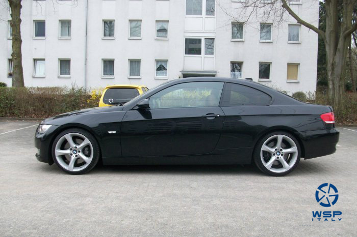 BMW 6-series (E63) WSP Italy Levada (Silver)