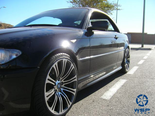 BMW M3 (E46) WSP Italy M3 Luxor (Polished)