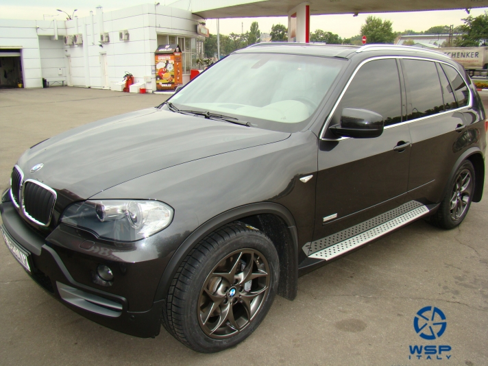 BMW X5 (E53) WSP Italy Hollywood (Silver)
