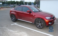 BMW X6 (E71) WSP Italy Agropoli (Polished)