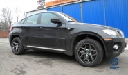 BMW X6 (E71) WSP Italy Hollywood (Silver)